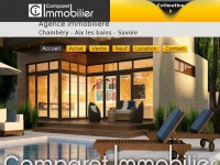 immobilier chambéry - agence immobilière chambery comparet immobilier
