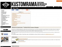 Kustomrama.com - Kustomrama - Traditional Rod & Kustom Encyclopedia
