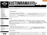 Kustomrama.com - Kustomrama - Traditional Rod & Kustom Encyclopedia