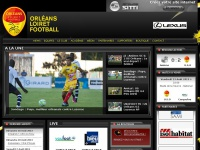 Association et club sportif - US Orléans Loiret Football (45)