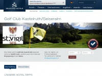 golfkastelruthschlern.it