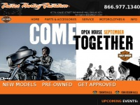 Davies Harley-Davidson® in Richmond Hill Ontario | New and Used Motorcycles For Sale Near Markham & Vaughan ON | Bike Service, Repair, Parts, Accessories.