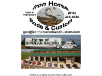 ironhorserodsandcustom.com