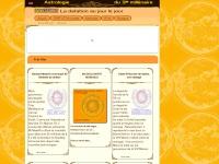 Astrologie du 3e millénaire – Horoscope Thème astral Signe  Astrologie du 3e millénaire - Horoscope Thème astral Signe - L'astrologie datée au jour le jour