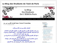 lejournaldeliesh.wordpress.com
