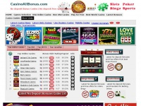 No deposit bonus casino codes JANUARY 2014 |Free Spins No deposit bonuses Casinos