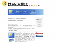 Heliobit d.o.o. - program Nekretnine, program AutoServis, izrada software-a, 