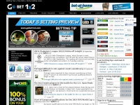 Betting Tips | Gobet1x2.com
