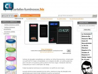 carteles-luminosos.biz Thumbnail