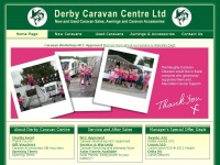 derbycaravancentre.com
