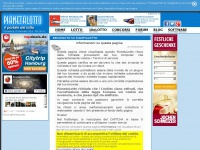 Pianetalotto.it - PianetaLotto® - Il Portale del Lotto - Pagina Principale