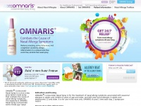 Omnaris.com - OMNARIS® (ciclesonide) Nasal Spray for Nasal Allergy Relief