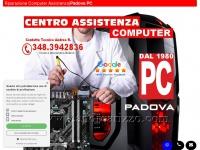 Assistenza computer padova riparazione Tecnico informatico