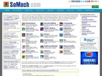 SoMuch.com Friendly Link Directory, Submit Links for Free