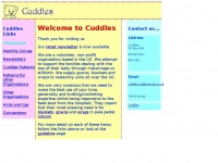 cuddles-uk.org Thumbnail