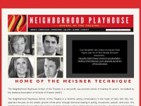 neighborhoodplayhouse.org