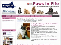 pawsinfife.co.uk Thumbnail