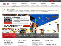 hsbc.co.uk Thumbnail
