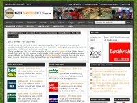 Free Bets Uk | Online Bookies (Bookmakers) | Getfreebets.Co.Uk