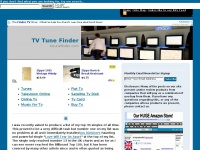 TV Tune Finder