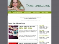 tarotlines.co.uk