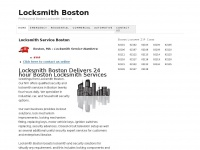 locksmithsboston.net Thumbnail