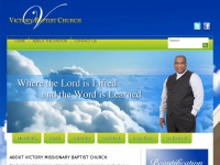 Victorymbc.org - Victory Missionary Baptist Church - Home Page