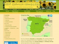 bestspanishcampsites.com