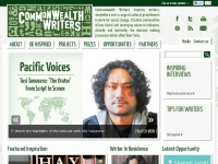 commonwealthwriters.org Thumbnail