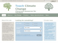 Teachclimatechange.org