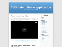 tel3dialer.wordpress.com