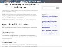 englishkillsartgallery.com