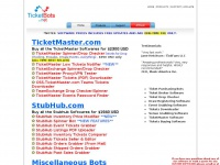 Ticketbots.net