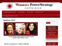 womenspowerstrategyconference.com