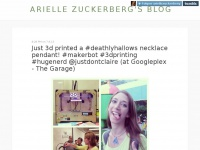 Arielle Zuckerberg's Blog