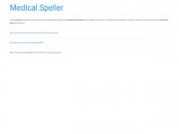 medical-speller.com