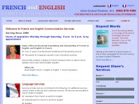 frenchandenglish.com