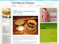 freemexicanrecipes.org Thumbnail