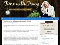 timewithtracy.com
