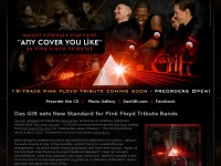 Pink Floyd Tribute Bands - Pink Floyd Covers - Das Gift