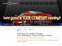 Loaded Designs Marketing, Web & Design