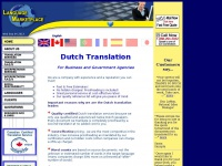 dutchtranslationservices.ca Thumbnail