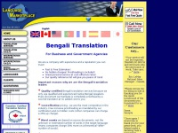 bengalitranslationservices.ca Thumbnail