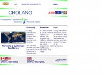 crolang.com