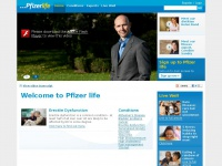 Pfizer Life - Advice, Support, Managing Your Condition with Pfizer Medication