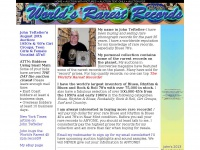 Tefteller.com - John Tefteller Buys and Sells the World's Rarest Records!