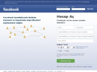 Tr-tr.facebook.com - Facebook'a Hoş Geldin - Giriş Yap, Kaydol veya Daha Fazla Bilgi Al
