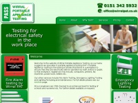 wirralpattesting.co.uk Thumbnail