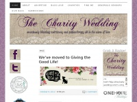 thecharitywedding.com