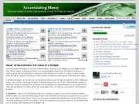 accumulatingmoney.com